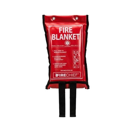 1.2M x 1.2M Fire Blankets