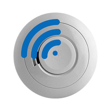 10 Year Radio Interlinked Battery Smoke Alarm