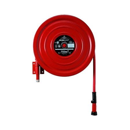 Manual Swinging Fire Hose Reel - 19mm x 30M Hose
