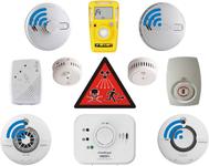 Smoke Alarms And Gas Detectors